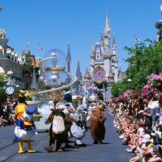 Spoiler alert: from historic moments to revamped rides, there are a lot of fascinating factoids and behind-the-scenes secrets at America's Disney Parks. | via Travel + Leisure