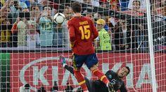 Sergio Ramos (Spain) & Rui Patrício (Portugal)