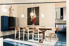 A Paris, chez Isis Colombe Combréas – Miluccia | Inspiration décoration et design