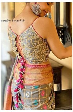 Blouse Back Neck Designs, Fancy Blouse Designs, Bridal Blouse Designs, Lehenga Blouse Designs Back, Shagun Blouse Designs, Latest Saree Blouse Designs, Latest Blouse Patterns, Brocade Blouse Designs, Shirt Designs