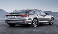 Купе Audi A5 Sportback 2017 / Ауди А5 Спортбэк 2017