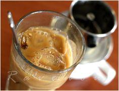The best! Vietnamese iced coffee