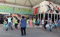 Oficinas de teatro, informática, grafite, fotografia e danças gratuitas para capixabas em Vitória