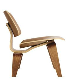 Eames®+Molded+Plywood+Lounge+Chair+(LCW)