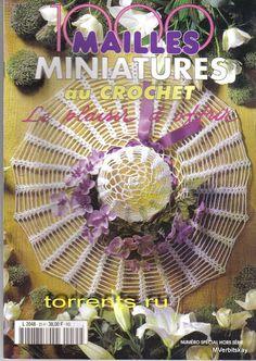 1000 Mailles Nomero special hors-serie miniatures au crochet 1000 петелек Миниатюры (франц) - 110485152107956042649 - Álbuns da web do Picasa