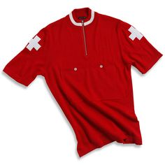 Switzerland 1954 Hugo Koblet jersey