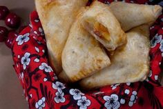 Pear and Brie Turnovers | All recipes with Trader Joes products for easy, quick, healthy meal ideas