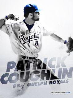 Patrick Coughlin, Guelph RoyalsPhoto: Gar FitzGerald Photography