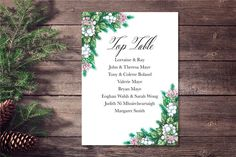 The most beautiful and unique wedding invitations, RSVP cards, and other wedding stationery available in Ireland, the UK and worldwide. Table Seating Chart, Seating Chart Wedding, Unique Wedding Invitations, Wedding Stationery, Table Numbers, Cards, Wedding Table Numbers, Seating Charts, Map