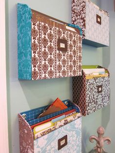 Covered Paper Target Holders