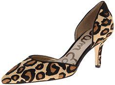 Sam Edelman Women's Opal Dress Pump, New Nude Leopard - http://www.womansindex.com/sam-edelman-womens-opal-dress-pump-new-nude-leopard/