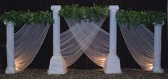 Awesome Alternatives For Outdoor Wedding Arches
