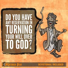 Check this out: Do you have any reservation in turning your will over to God?. https://re.dwnld.me/6jqBl-do-you-have-any-reservation-in-turning-your-will-over-to-god