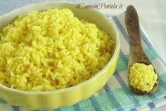 Metodo di cottura del riso per arancine o arancini, il metodo perfetto per preparare del riso per arancini cotto ma al dente perfettamente sgranato e saporito