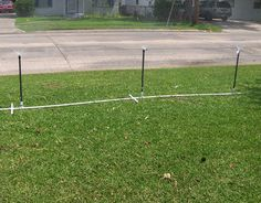 So you don't wantthe high costorpain of digging up your yard that isinvolvedof installinga lawn sprinkler system. This system requires no digging, no permits, and no professional contractor to install it. It covers a large area and can be moved all around your yard. It cost about $25.00 to make and requires no professionals to put it together. If you follow these easy instructions, you can be on your...
