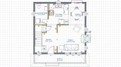 Alabama 24x24 two story 24x24 house plans