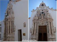 La actual Iglesia del Carmen fue fundada sobre la antigua ermita del Cristo de la Sangre, que databa en el siglo XVI. Aún hoy es posible ver algunos detalles gótico-mudéjares pertenecientes a la anterior edificación.Su construcción, a excepción de los...