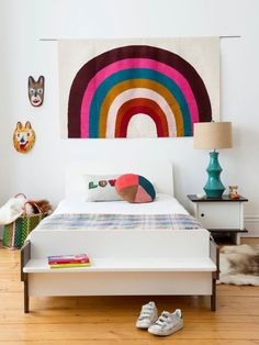 Rainbow Rug 2019 Oeuf Rainbow Rug available at Half Pint Shop free US shipping! The post Rainbow Rug 2019 appeared first on Weaving ideas. Girl Room, Girls Bedroom, Bedroom Decor, Bedroom Furniture, Bedroom Ideas, Kid Bedrooms, Design Bedroom, Bedroom Lighting, Bed Design