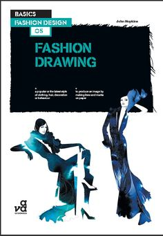 Libro de ilustración de Moda