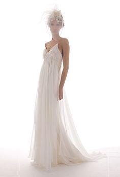 Elizabeth Fillmore Simple Wedding Dresses
