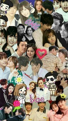 Wallpaper Doramas  Mischievous Kiss Good Morning Call Descendants Of The Sun  The Heirs Love Rain W- Two Worlds My Secret Romance  Oh My Ghostess Strong Woman Do Bong Soon Fated To Love You  12 Years Promise #Kdrama #Doramas #Drama #Wallpaper #JDrama