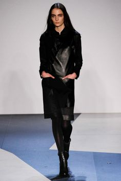 Helmut Lang Fall RTW 2013 http://www.renttherunway.com/designer_detail/helmutlang Repin your favorite #NYFW looks to get them from the Runway to #RTR!