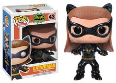 Pop! Heroes: Cat Woman 1966 | Funko