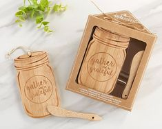 NEW! Mason Jar Chees