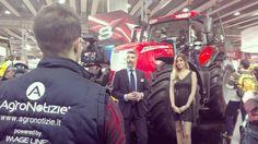 Siamo sempre operativi! #fieragricola #agronotizie #macgest #tractor #trattori #macchineagricole #mccormick @argotractors