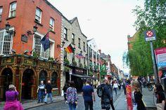 Temple Bar, Dublin - Photos: Melissa Becker