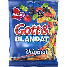 Malaco Gott & Blandat Original - Sök på Google vegetarian vegetariskt candy tuck sweetie sweety