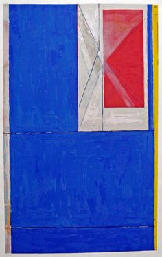 Richard Diebenkorn, Blue