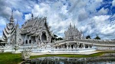 White Temple, Chiang Rai, Thailand, 2016, ESLVentures.com