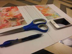 B SOUP: DIY Watercolor iPhone Case