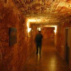 Desert cave hotel 1