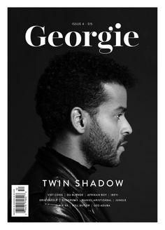 Georgie | Issue No. 4 - Twin Shadow