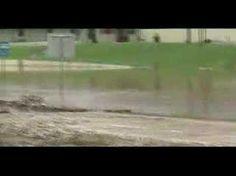 Texas / Oklahoma flood - YouTube