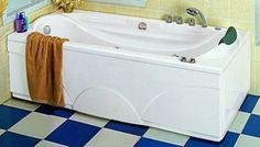 hydra pro  deluxe whirlpool bath.  left handed. 1700x800mm. - taps4less.com