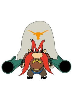 Yosemite Sam an American Hero