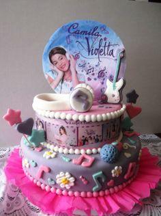 Torta de Violetta Violetta cake