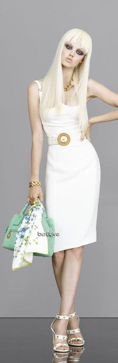 #Versace 2013 #Resort