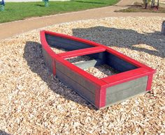 2X Rowboat Planter Wood Plans Small, attractive planter is easy to make from layers of standard ...