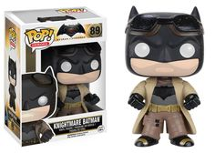 BATMAN VS SUPERMAN-POP FUNKO VINYL FIGURE 89 KNIGHTMARE BATMAN