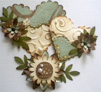 A Project by Kindras Creations from our Scrapbooking Gallery originally submitted 05/11/10 at 11:44 AM