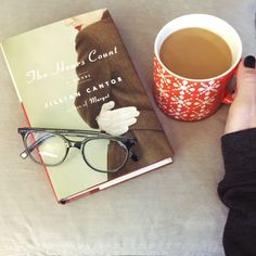 The Hours Count  |  Jillian Cantor
