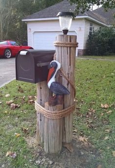 unique mailboxes | This one area had some unique mailboxes. | You\'ve ...