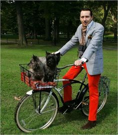 Habitually Chic®: I want to ride my bicycle...