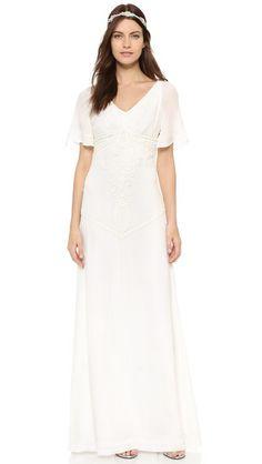 Intropia Vex Maxi Dress