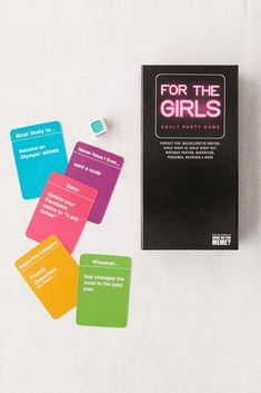 For the girls party game - For the girls party game - # for . - For the girls party game – For the girls party game – party game g - Tween Party Games, Fun Sleepover Ideas, Bachelorette Party Games, Birthday Party Games, Party Ideas For Teenagers, Sleepover Games Teenage, Teen Girl Games, Teen Parties, Adult Party Ideas
