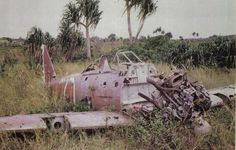 Plane Talking - HyperScale's Aircraft Scale Model Discussion Forum: Shot-up/Wreaked/Abandoned Japanese Zeros - Yap, Caroline Islands-1978